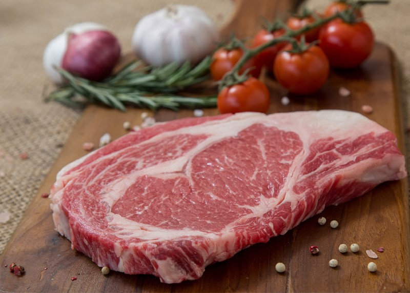 Prime Rib Grilling Steak