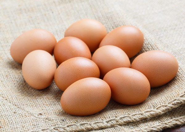 Mennonite Eggs
