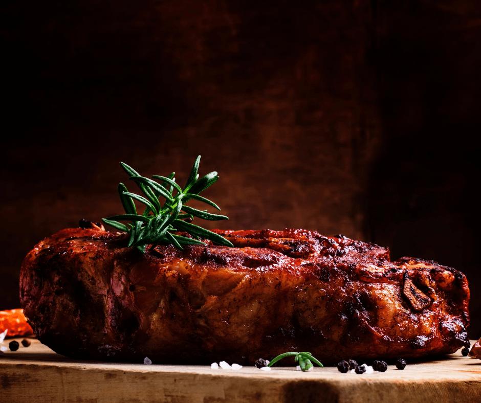 Marinated Pork Sirloin Steaks Assorted Flavours