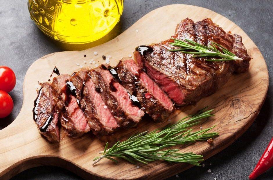 New York Striploin Steaks