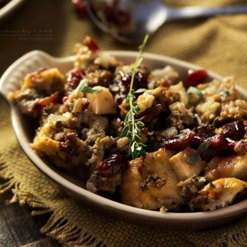 Ontario-Apple-Cranberry-and-Sage-Sausage-Stuffing-Recipe