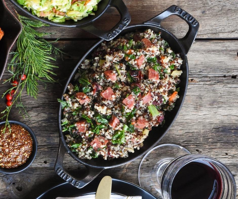 Quinoa Kale Csabai