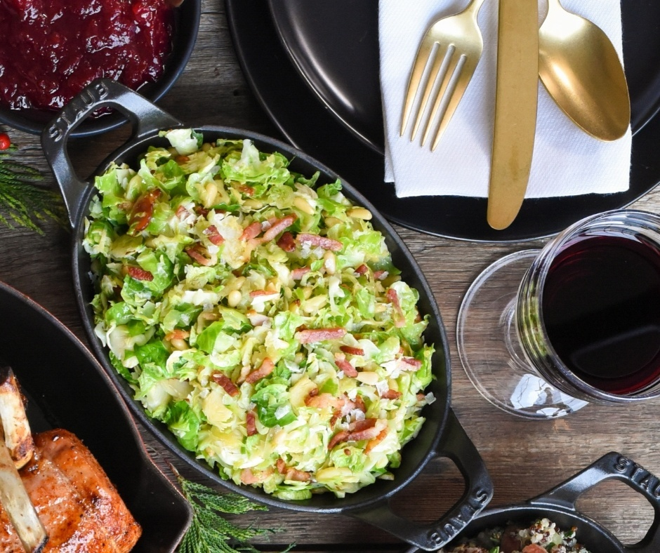 Brussel Sprouts Bacon