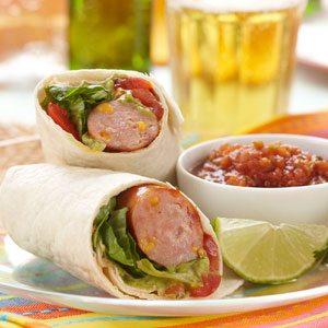 Jalapeno Cheddar Burritos